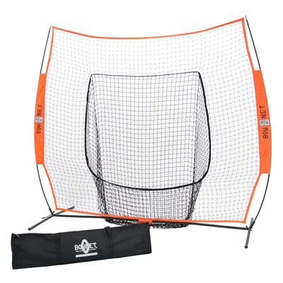 9. Bownet Baseball and Softball Net