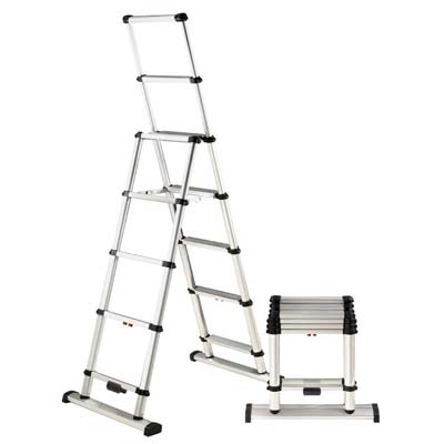 5. Telesteps 12ES Telescoping Ladder