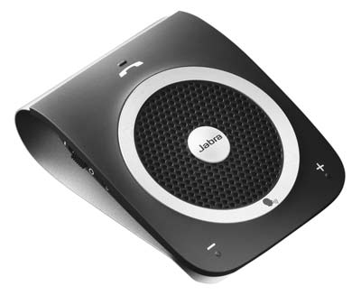 4. Jabra Bluetooth In-Car Speakerphone