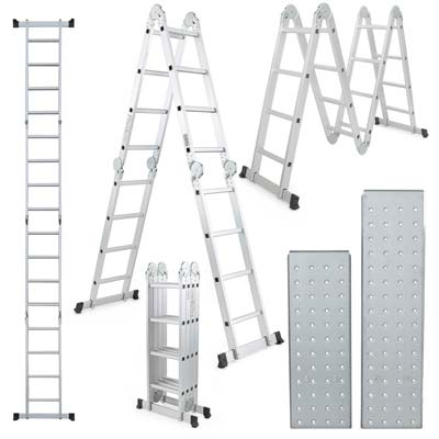 6. ARKSEN Folding Ladder