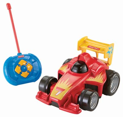 6. Fisher-Price RC Vehicle