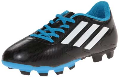 4. adidas Consquito Firm-Ground J Soccer Cleat