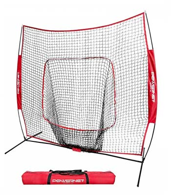 3. PowerNet Baseball Pitching Net