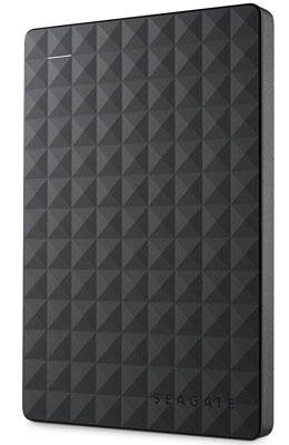 3. Seagate STEA1000400 1TB External Hard Drive