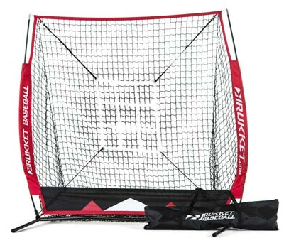 1. Rukket 5x5 Sports Baseball Net