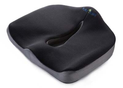 4. I-PURE ITEMS Orthopedic Foam Seat Cushion