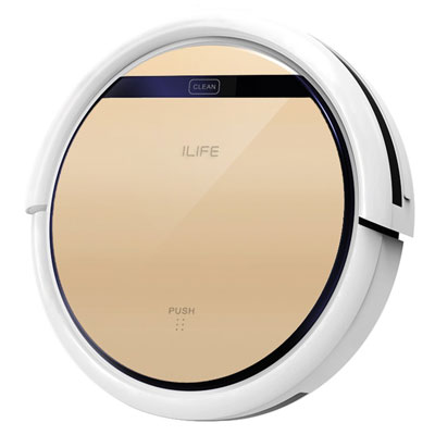8. ILIFE V5s Robotic Vacuum Cleaner