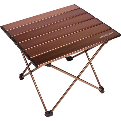 4. Trekology Portable Camping Table