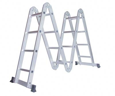 8. C.S.L Telescoping Extension Ladder