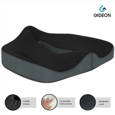 3. Gideon Orthopedic Seat Cushion