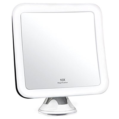 3. Fancii Lighted Makeup Mirror