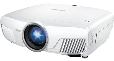 4. Epson 5040UB Home Theater Projector