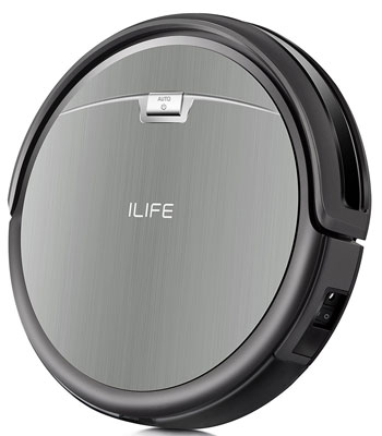 3. ILIFE A4s Robot Vacuum Cleaner
