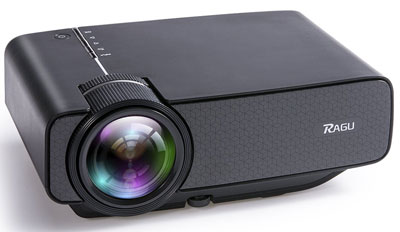 7. Ragu Home Theater Projector (Z400)