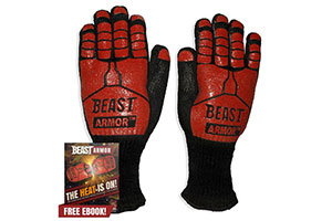 Photo of Top 10 Best Heat Resistant Grilling BBQ Gloves in 2021 Reviews