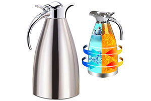 Photo of Top 10 Best Stainless Steel Thermal Coffee Carafes in 2020 Reviews
