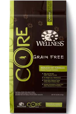 9. Wellness Dry Dog Food (Grain Free)