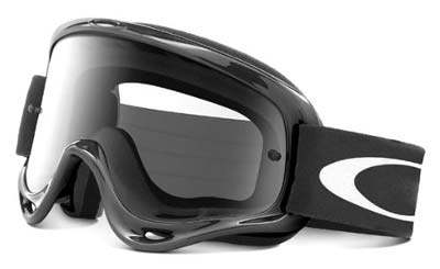 3. O-Frame MX Goggles by Oakley