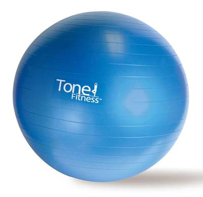 5. Stability Ball by Tone Fitness