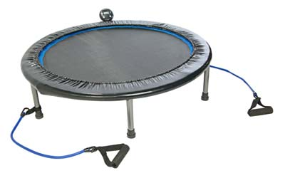3. 38-Inch Intone Plus Rebounder by Stamina