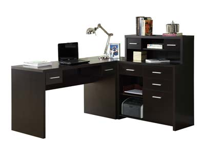 9. Monarch Specialties Home Office Desk