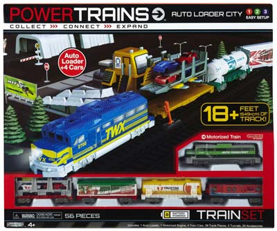 8. Auto Loader City by Power City Trains