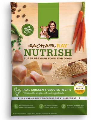 4. Racheal Ray Dry Dog Food