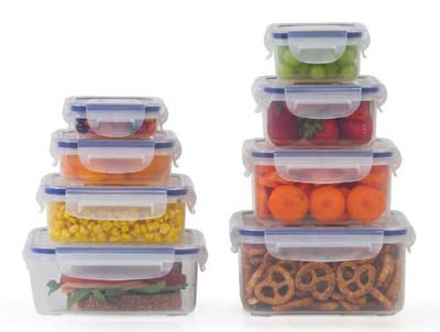 9. Popit Food Plastic Container