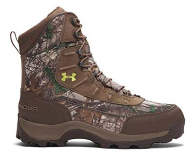 7. Under Armor Men's Hunting Boots