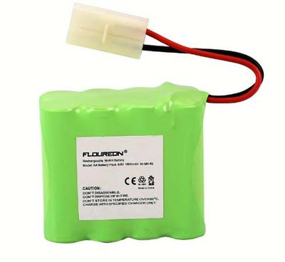 7. FLOUREON 8 Cell Rechargeable RC Car Battery