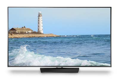 8. Samsung UN40H5500 Smart LED TV