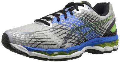 6. ASICS Men's 17 Running Shoe (GEL Nimbus)