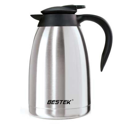 3. BESTEK 50-ounce Coffee Carafe