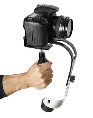 2. Roxant Video Camera Stabilizer