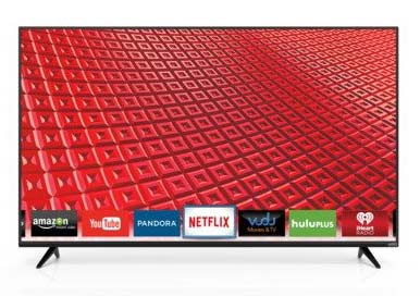 6. VIZIO E70-C3 Smart LED TV