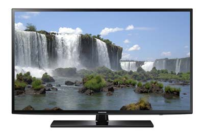 4. Samsung UN65J6200 Smart LED TV