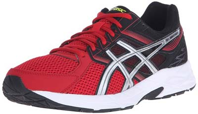 2. ASICS Men's 3 Running Shoes (GEL-Contend)