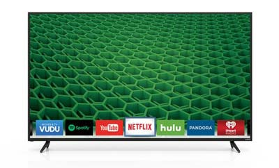 5. VIZIO D70-D3 D-Series LED Smart TV