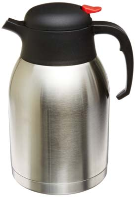 6. Genuine Joe Insulated Carafe (GJO11956)