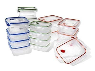 10. STERILITE 03078601 Food Storage Set