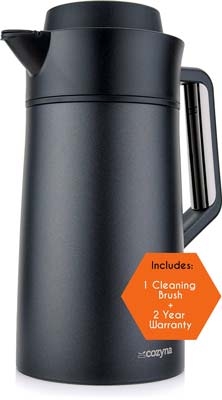 9. Cozyna Thermal Coffee Carafe