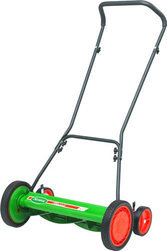 1. Scotts 2000-20 Classic Push Reel Lawn Mower