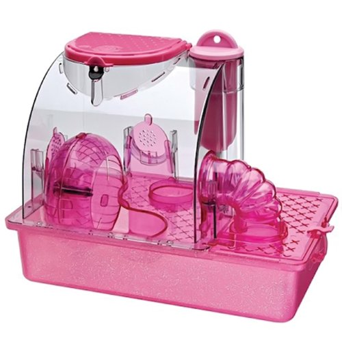 5. Domestic Pet Products Princess Hamster Cage