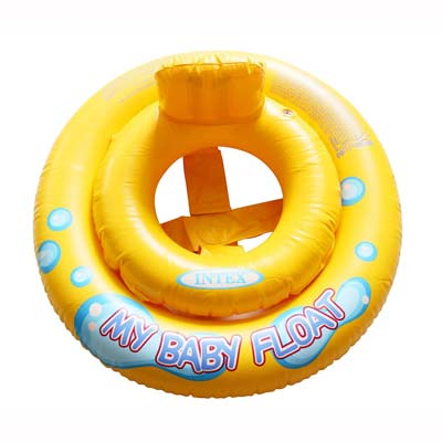 6. Intex My Baby Float