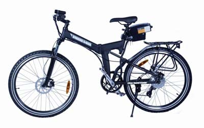 5. X-Treme Scooters Folding Mountain E-Bike