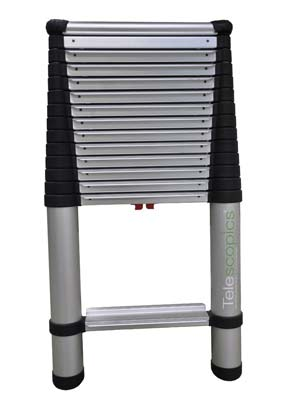 4. Telesteps Telescoping Ladder