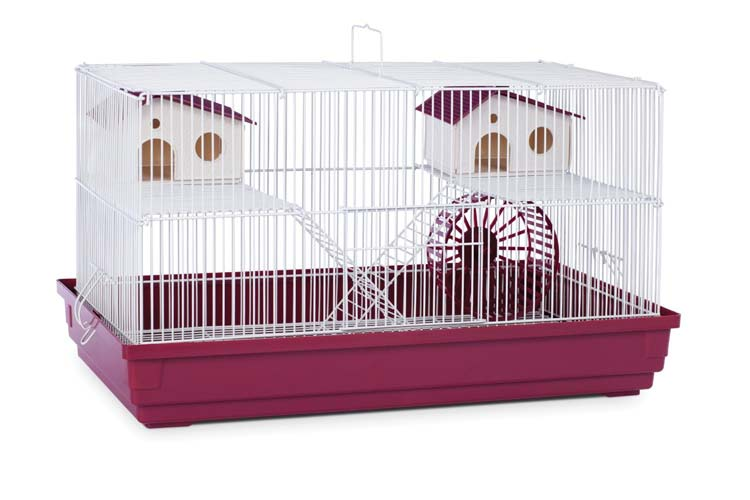3. Prevue Pet Products Deluxe Hamster/Gerbil Cage