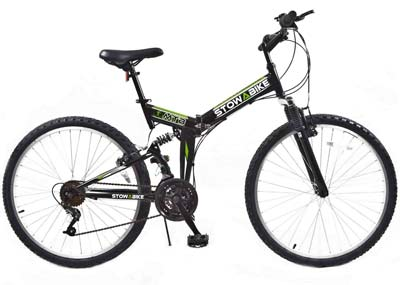 2. Stowabike Mountain Bike