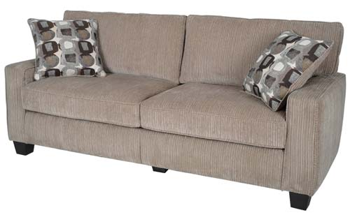 2. Serta RTA Santa Cruz Collection Fabric Sofa