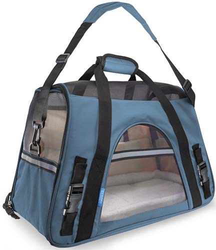 3. OxGord Airline Approved Pet Carriers